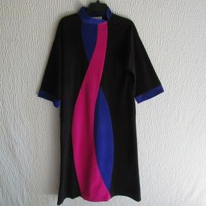 Vanity Fair Robe S Vintage Small Made IN USA Long